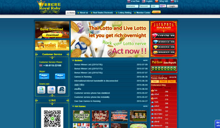 ruby888 casino website
